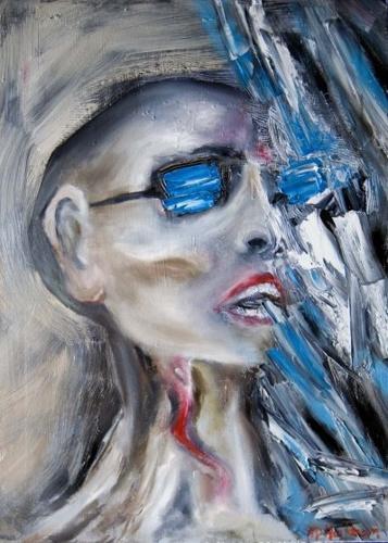 Azure Glasses image