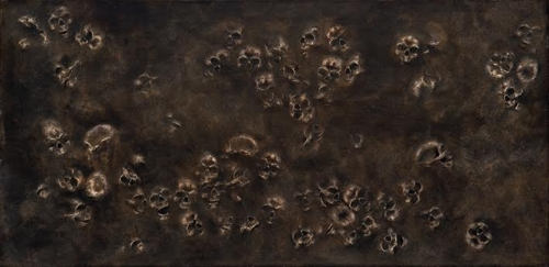 Jake and Dinos CHAPMAN Untitled (Skull Panel)   image