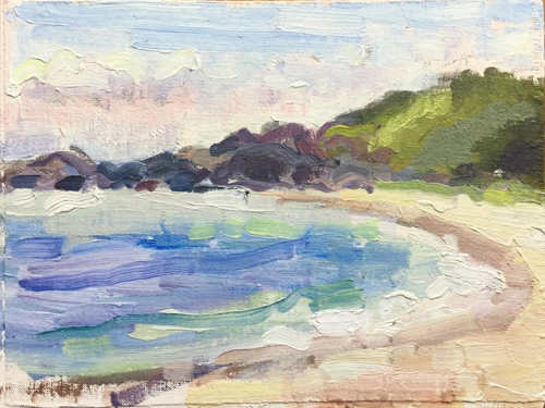 The Bay, Sawtell image