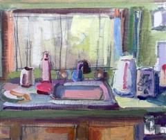 Cabin Kitchen image