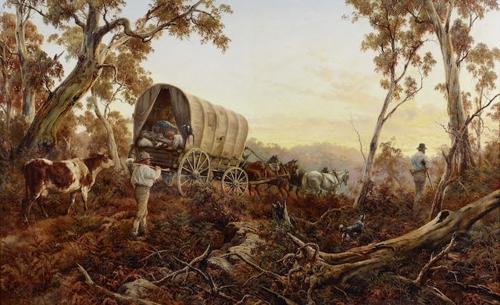 James Alfred Turner Australian Pioneers   image