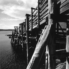 Tathra wharf NSW image