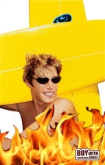 Reinhardt Dammn: U Could B Mine/X Boy in Flames II   image