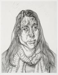 Lucian FREUD Portrait Head   image