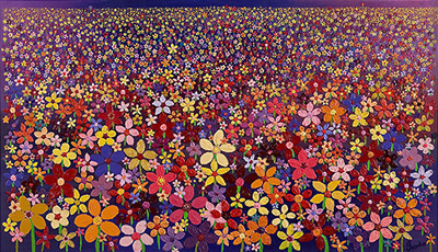 Field of Flowers image