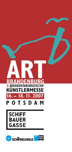 Bradenburg Art Fair. Potsdam Germany image