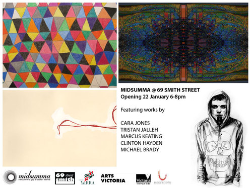 Midsumma @ 69 Smith Street image