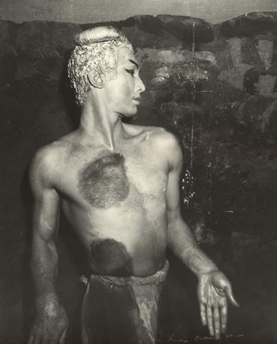David Lichine in L'apres-midi d'un faune 1940 image