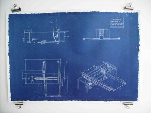 Idea No 3b; Drawing Machine image
