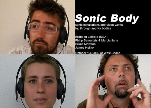 Sonic Body image