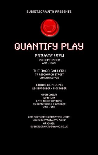 Quantifying Play image