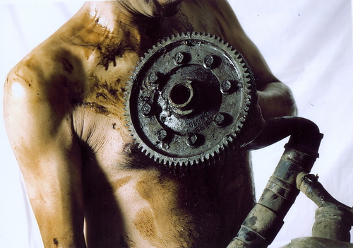 Machine Man 3 (Archival Inkjet Print) image