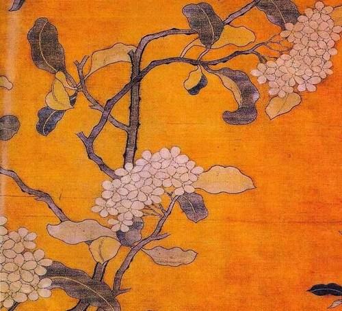 Kesi shawl (detail) image