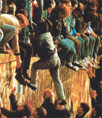Fall of the Berlin Wall, 1989 image