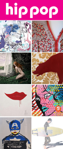 Hip Pop exhibition 2008 image