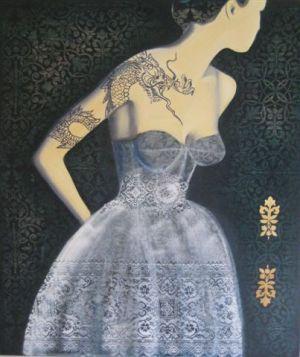Girl With Dragon Tattoo 1 image