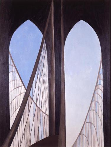 Brooklyn Bridge, 1948 image