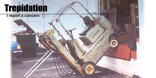 Trepidation - I report a concern image