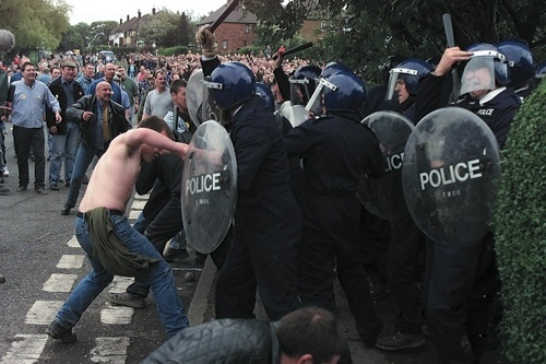 The Battle of Orgreave image