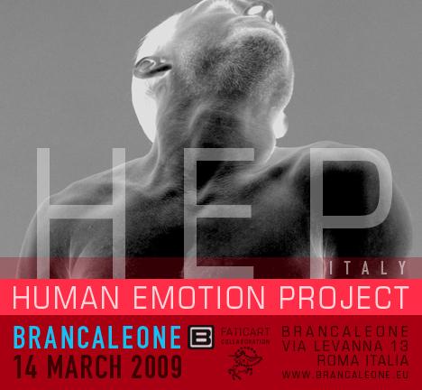 Human Emotion Project - Italian screening image