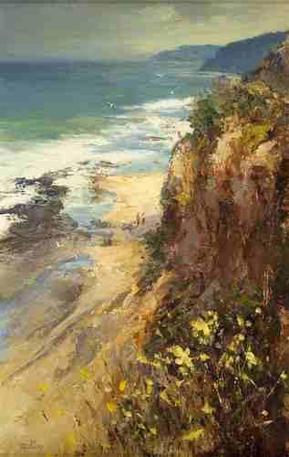 Great Ocean Roady study image