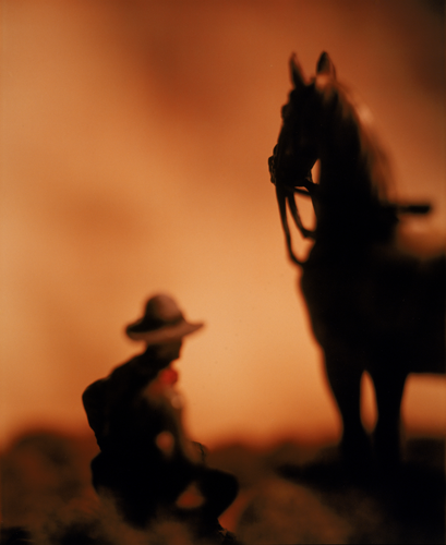 Untitled, from the series The Wild West. 1989 image