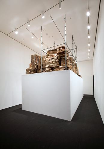 Installation View of Projects 89: Klara Liden at The Museum of Modern Art, NY. image