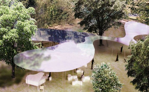 Serpentine Gallery Pavilion 2009 image