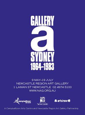 Gallery A Sydney 1964-1983 image