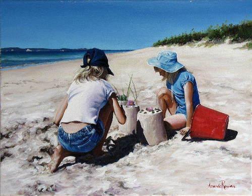 Sandcastles image