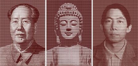 Reincarnation - Mao, Buddha & I image