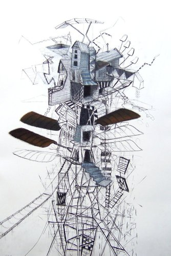 Invisible Cities I, 2009 image