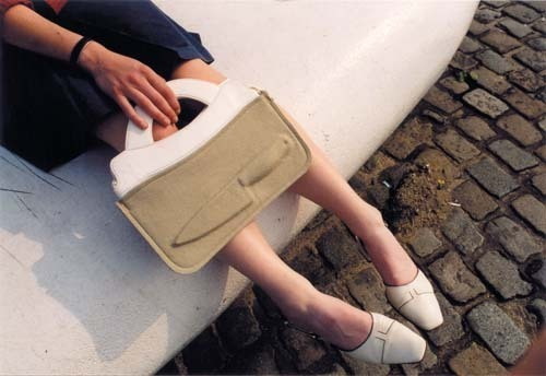 Guardian Angel handbag. 2002 image