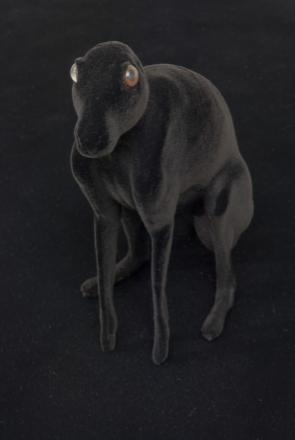 Devoid Matter (black hare), 2008 image