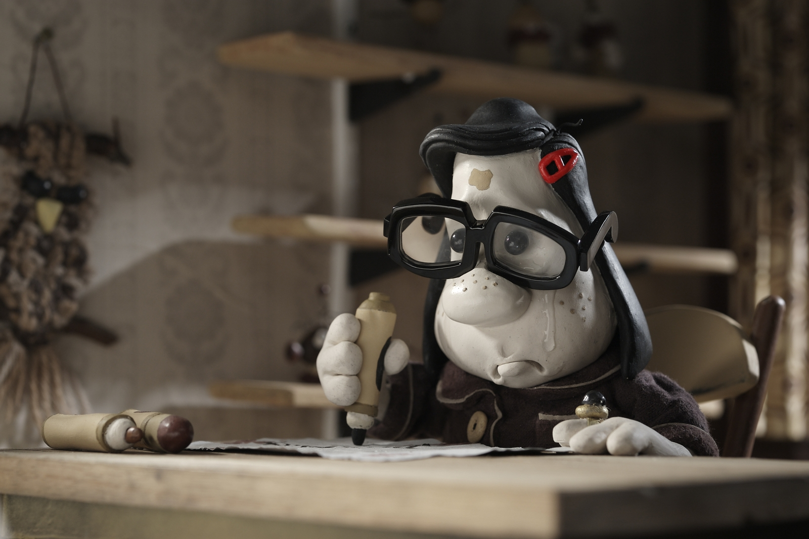 Mary And Max The Exhibition On Art Base Base