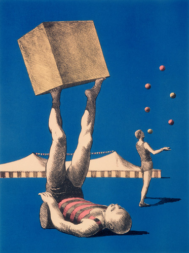 Circus Performers image