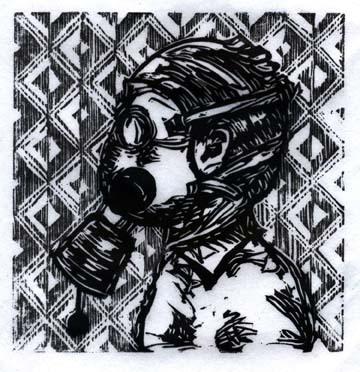 Gasmask image
