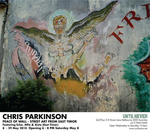 Chris Parkinson image