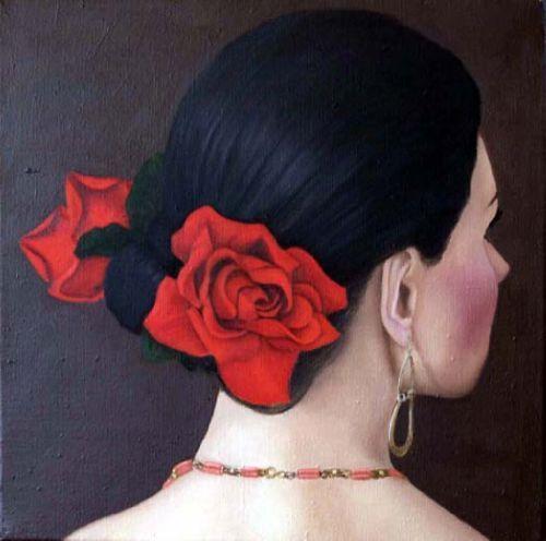Amaranta: Love's denial, 2010 image