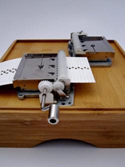 """""""pre-recording machine"""" (2009) image"""