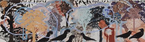 Bird Landscape image