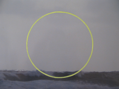 Duration circle (Yellow) 2010 image