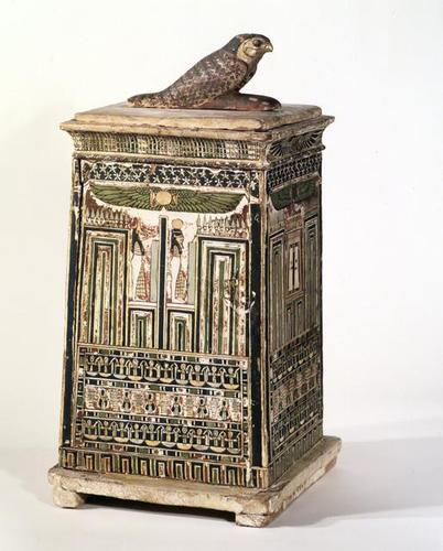 Canopic chest