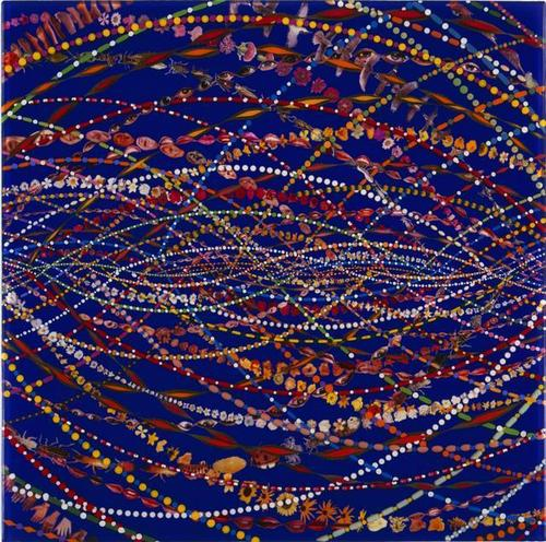 Doppler Effect in Blue, 2002 image