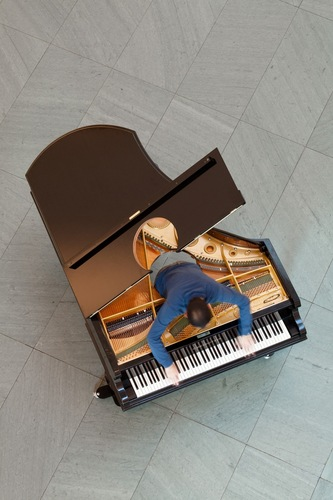 Stop, Repair, Prepare: Variations on Ode to Joy for a Prepared Piano image