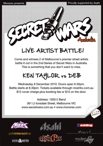 Secret Wars Round 3 image
