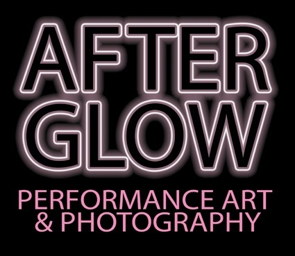 Afterglow: performance art and photography image