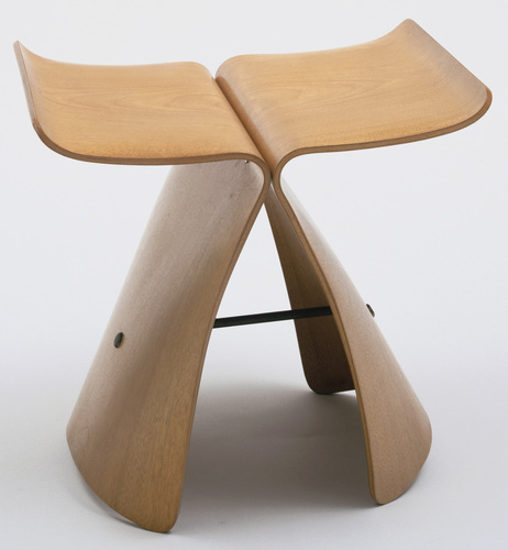 Butterfly Stools. 1956 image