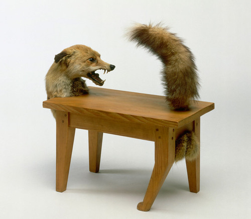 Loup-table (Wolf-table) 1939/1947 image