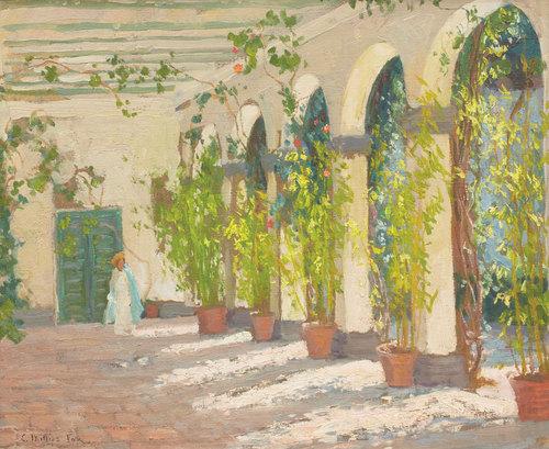 La Loggia 1906-7 image